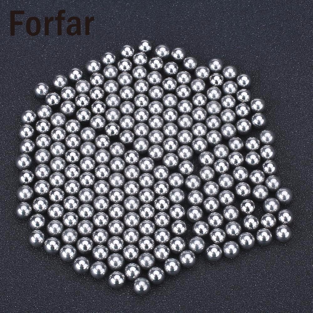 200Pcs 6mm Diameter Steel Ball For Hunting Professional Slingshot Bearing Bow Ammo Sling Shot Stainless Accessories Outdoor