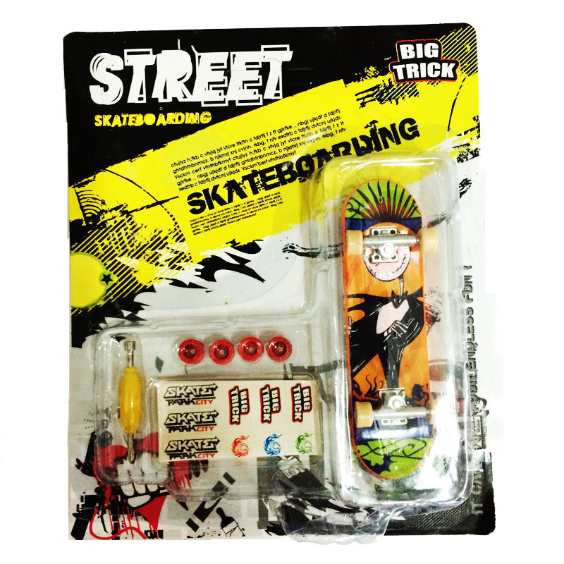 2015 Alloy Stand FingerBoard Mini Finger boards With Retail Box Skate trucks Finger Skateboard for Kid Toys Children Gift