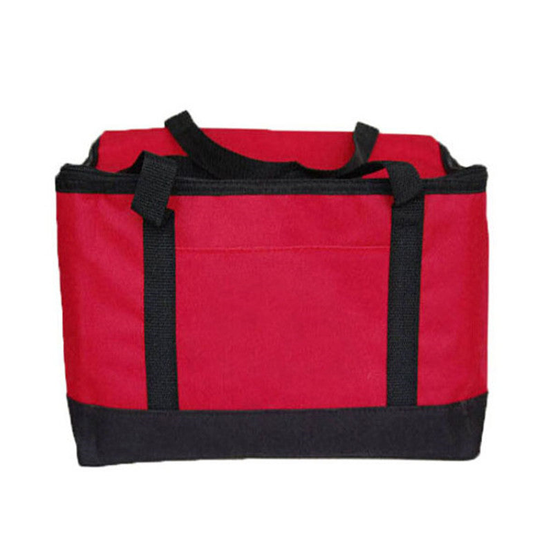 2016 New Cooler Bag Folding Insulation Large Meal Package Lunch Picnic Bag Insulation Thermal Insulated Waterproof bolsa termica