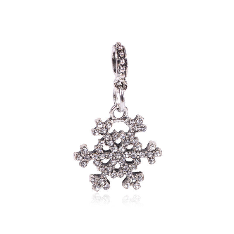 2016 New Free Shipping 1Pcs Silver Bead Charm European Silver With Mickey Cartoon Charm Pendant Bead Fit Pandora Bracelet Gift