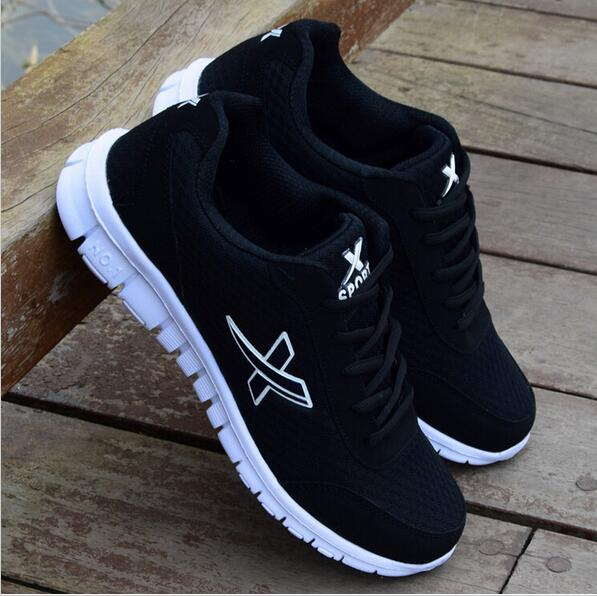 2016 New Lightweight Breathable Mesh Mens women Casual Shoes Adult Casuals Shoe Men women Shoes