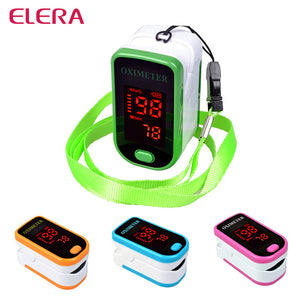 2016 New!! SH-K4 Pulse Oximeter Oximetro de pulso de dedo LED Display Saturometro Pulsioximetro 4 Color Free Shipping