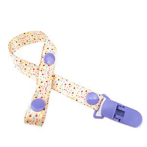2017 Baby Pacifier Clip Chain Ribbon Dummy Holder Chupetas Soother Pacifier Clips Leash Strap Nipple Holder For Infant Feeding
