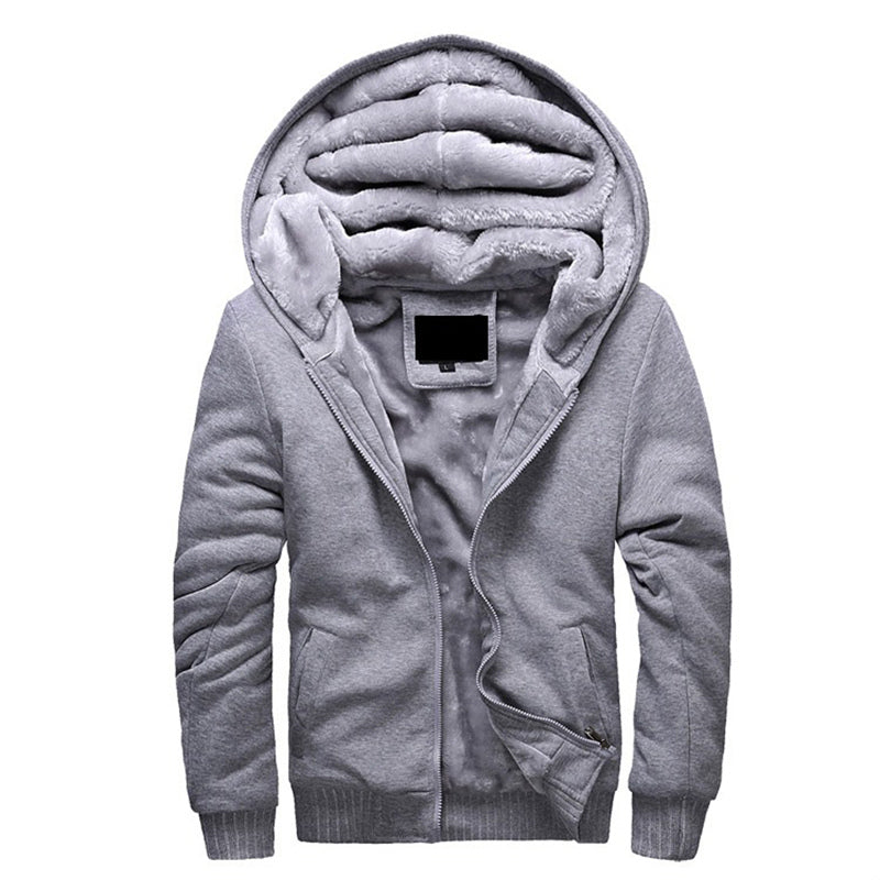 2017 New Bomber Jacket Men Thick Outwear Overcoat Winter Warm Mens Jackets And Coats Casual Hoodies Male Brand Clothing 4XL 5XL