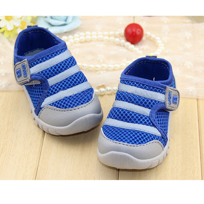2017 New Brands sneaker 13.5-15.5cm baby shoes First STep boy/Girl Shoes Infant/Newborn shoes Children's shoes antiskid footwear