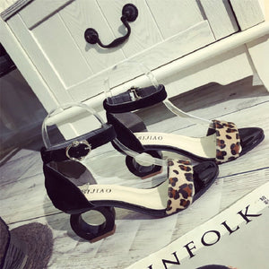 2017 New Fashion Quality Women Pumps Sexy Bride Summer Comfortable Luxurious Sandals Peep toe High Heels Party Dress Shoes women