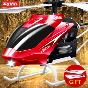 2017 Original Syma W25 2 Channel Indoor RC Helicopter Mini Dron with Gyro RC Aircraft Remote Control Toys Helicopter Gifts