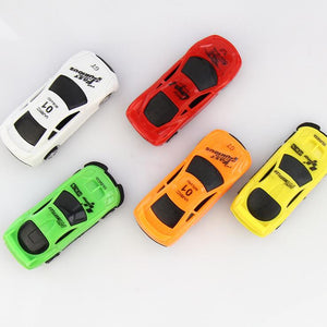 2017 Rushed Brinquedos Cars Pixar Plastic Car Model 1/64 Cars Cute Q Version Of Taxi Mini Pocket Toy Children Wholesale Gifts E