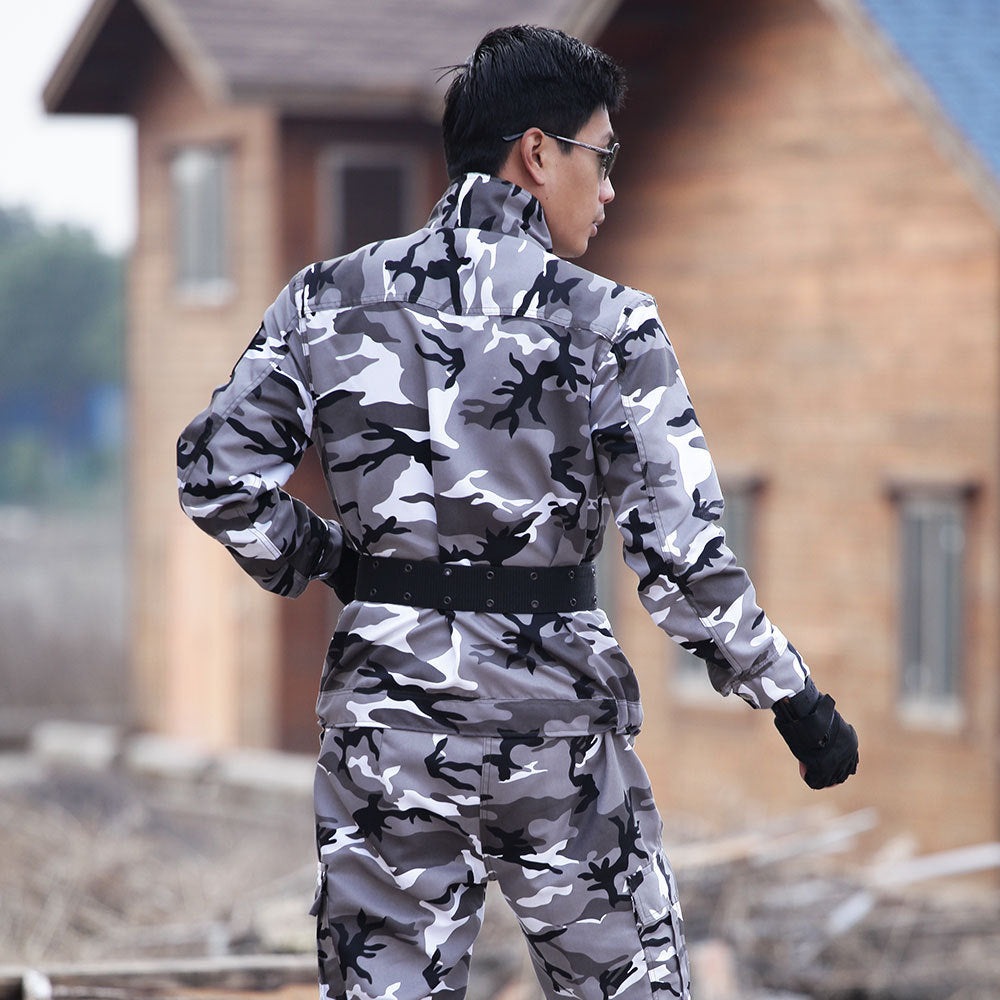 2017 Spring Autumn special forces combat uniforms Camouflage suit Military Uniform High Quality Camouflage Sets,Jacket + Pants