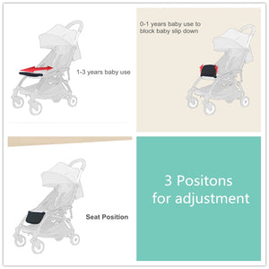 2017 new baby stroller accessory footrest black 16cm longer general footboard for babytime yoya stroller baby sleep extend board