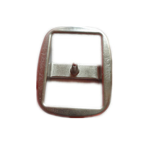 20PCS/Lot Wholesale Stainless Steel Leather Buckle Inner Width 26mm, Buckle For Bridle W005