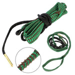 22 Cal 5.56mm 223 Caliber Gun Rifle Cleaning Cord Kit Tactical Hunting Gun Accessories