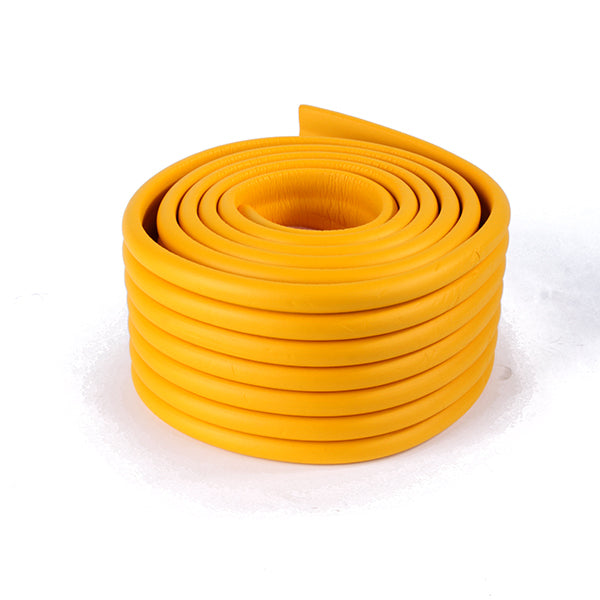 2m Baby Safety Products Protection Table Edge Furniture Guard Strip Horror Crash Bar Foam Bumper