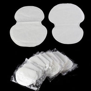 30Pcs/set High Quality Disposable Underarm Perspiration Pads Sweat Guard Pad Shield Absorbing Armpit Antiperspirant Deodorant