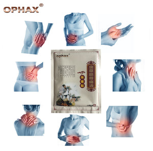 30pcs/3bags Chinese Pain Relief Patch, Analgesic Plaster for Joint Pain,Cervical spondylosis, anti-inflammatory medicinal paste