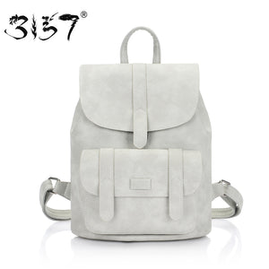 3157 fashion women leather backpack for teengaers girls famous designer cute school bags ladies high quality female backpacks