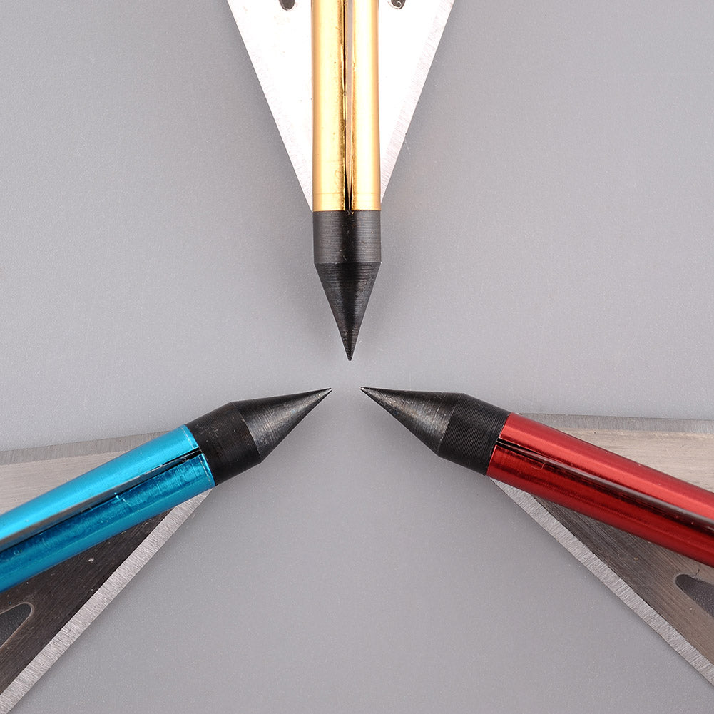3pcs Hunting Broadheads Archery Arrowhead 100 Grain Compound Bow Arrows Flechas Carbono Drop Shipping