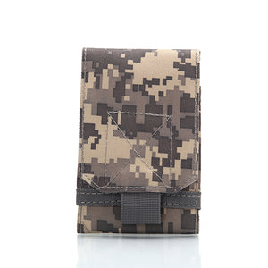 4.5-5.3 inches Tactical Holster MOLLE Army Camo Camouflage Bag Hook Loop Belt Pouch Holster Cover Case For The Mobile Phone Case