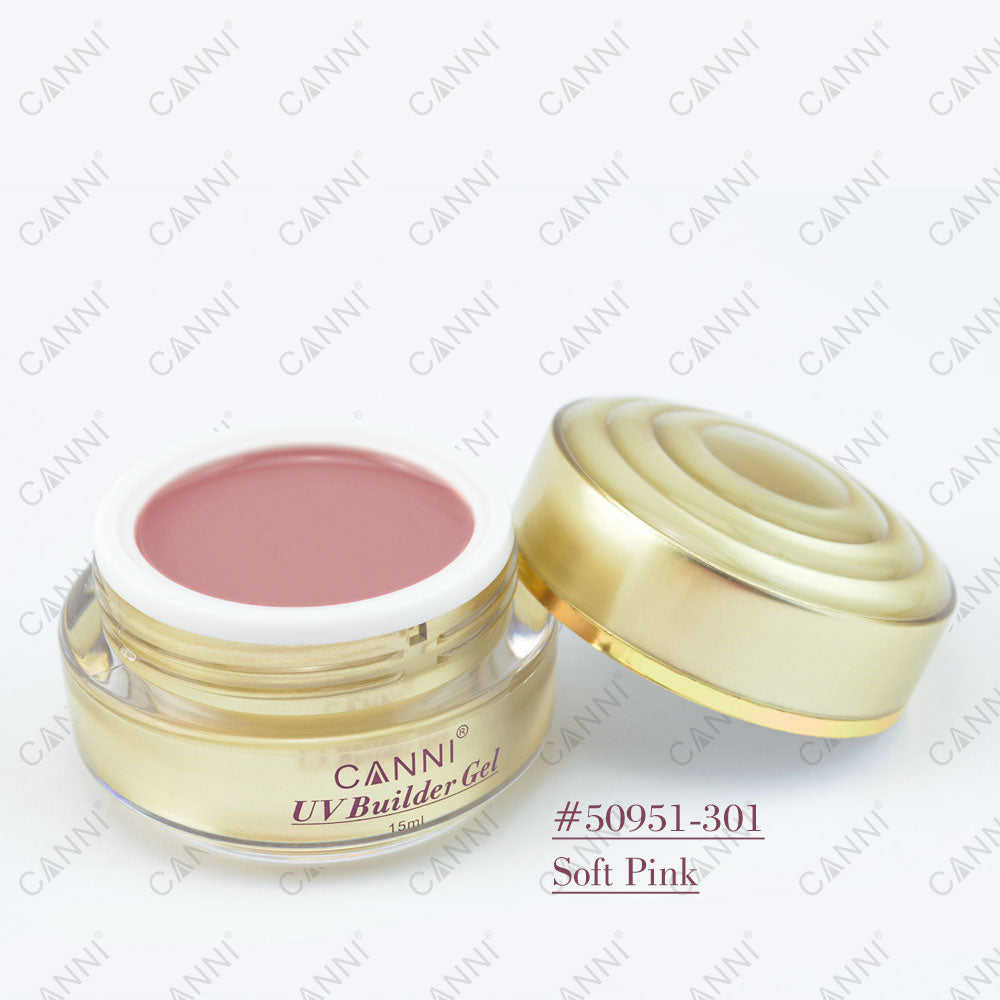 #50951 2017 newest CANNI 15ml 25 colors semi color solid transparent color extension uv camouflage hard jelly builder stand gel - Cerkos.com