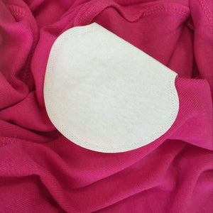 50PCS=25Pack Disposable Underarm sweat Guard Pad Armpit Sheet Liner Dress Clothing Shield Antiperspirant Deodorants