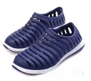 Dose Sandals: Mens Sandal Shoes, Casual Shoes Flats Slip on Sports Rubber Beach Shoes for Men - Cerkos  - 6