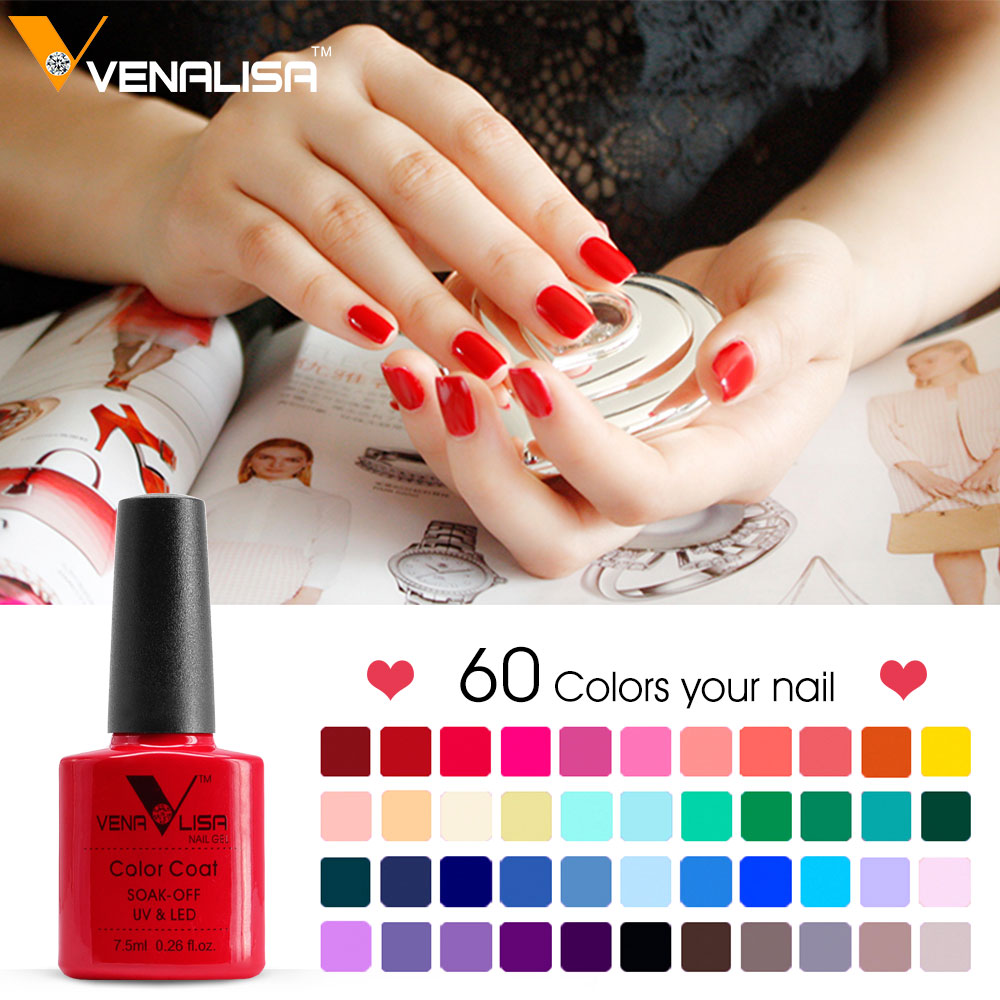 61508 CANNI Factory Nail Lacquer Venalisa nail gel Color Gel Polish ...