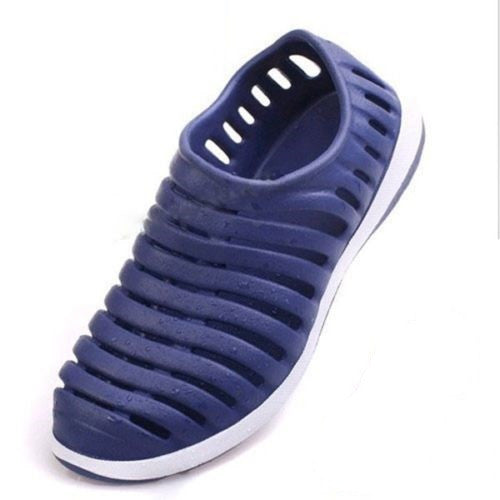 Dose Sandals: Mens Sandal Shoes, Casual Shoes Flats Slip on Sports Rubber Beach Shoes for Men - Cerkos  - 8
