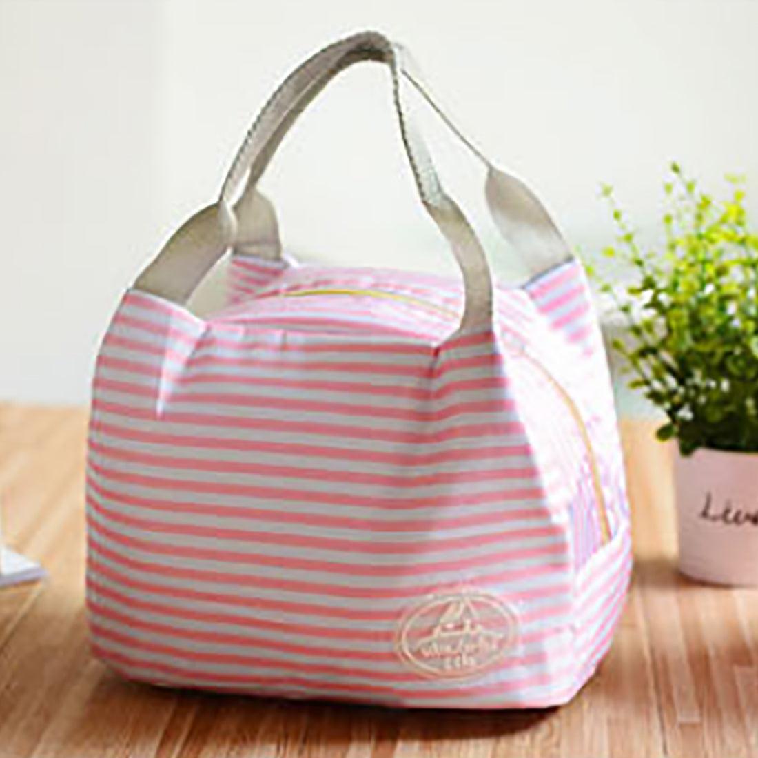 Aresland insulated lunch bag for women kids thermal cooler Picnic Food Bags for Women Lady Thicken Cold Insulation Thermo Bag