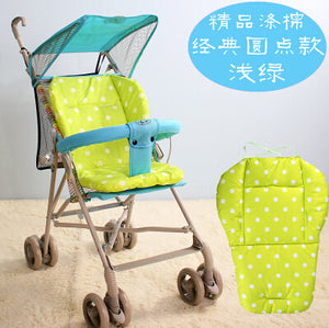 Baby Car Seat Pad Pram,Comfortable Cotton Baby Infant Stroller Seat Cover,Pushchair Cushion Mattress Sale,5 Optional Color