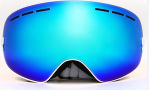 Benice Brand Ski Goggles Double Lens Anti-Fog Spherical Professional Men Women's Ski Glasses Mask Multicolor Snowboard Goggles