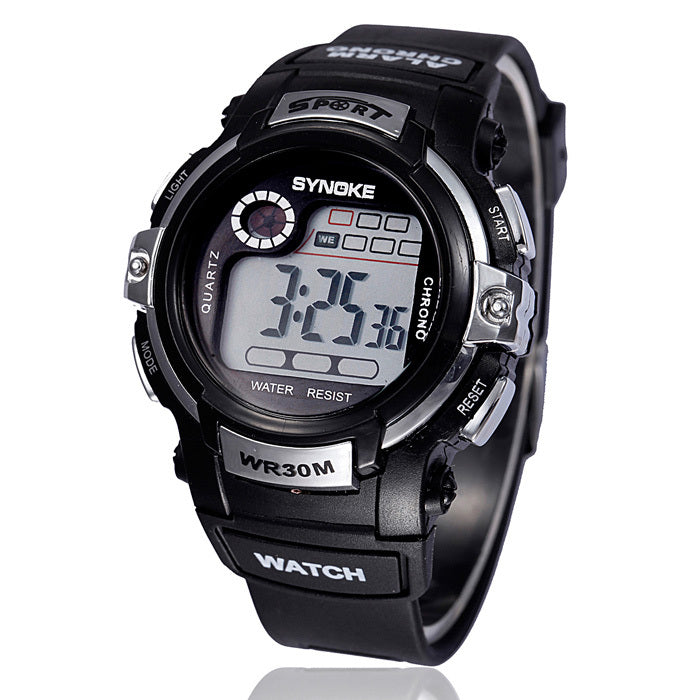 Best Sell Digital Watches Mens ,Fashion Jelly Gel Sports Men LED Electronic Wristwatch Boys Male Clocks Hours Relogio Masculino