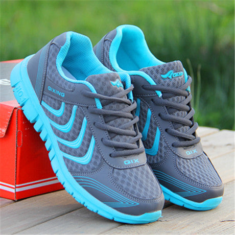 Breathable Women casual shoes 2017 New Arrivals fashion Breathable mesh shoes women