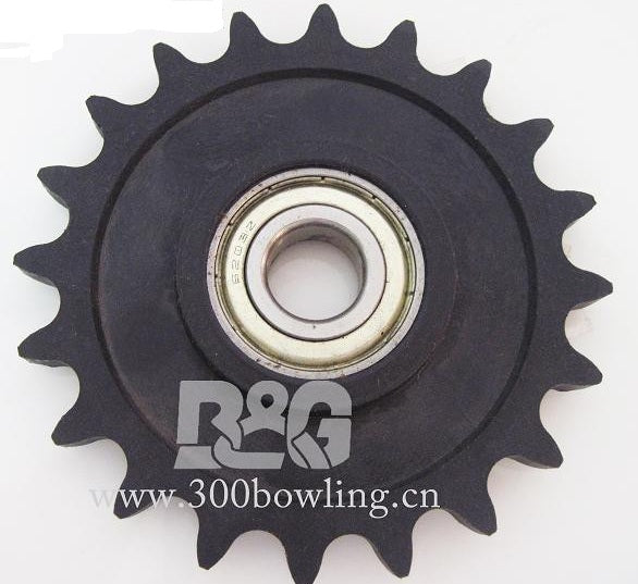 Brunswick machine spare part DEFLECTION CHAIN GEAR 47-011053-004