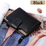 COHEART Wallet Women Leather Wallet Female Top Quality Women Small Purse lady Money Bag Zipper Luxury Brand Wallet Hot Sell !