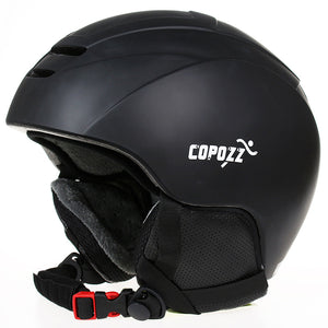 COPOZZ Ski Helmet Integrally-molded Snowboard helmet Men Women Skating Skateboard Skiing Helmet