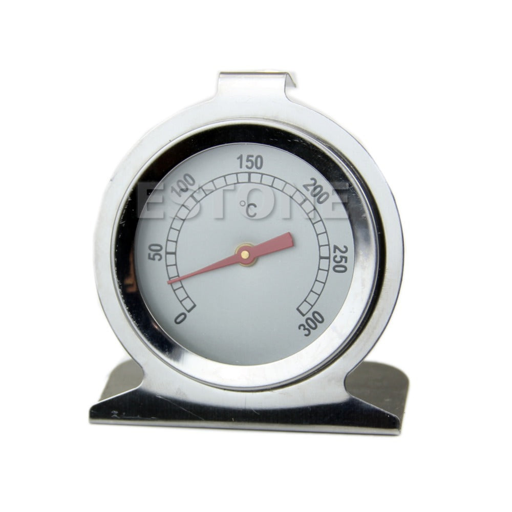 Classic Stand Up Food Meat Dial Oven Thermometer Temperature Gauge Gage New