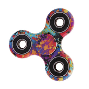 Colorful Fidget Spinner EDC Finger Hand Spinners for ADD ADHD Stress Relief  Focus Toy Fingertip Gyro Spinner Fidget Toys