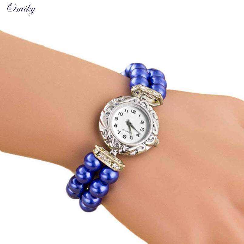 Excellent Quality Women's Bracelet Watches Women Dress Women Watch Luxury Bracelet Watch Reloj Mujer Clock Relogio Masculino
