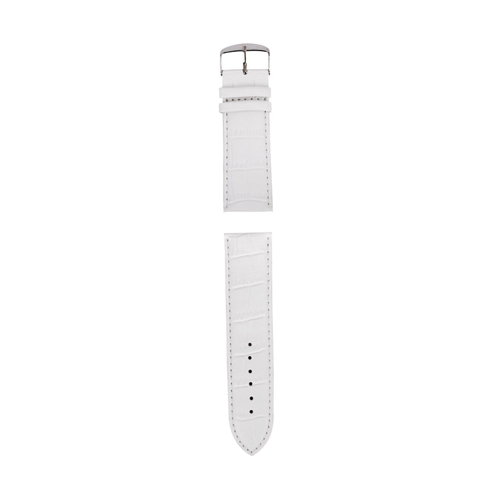 Fashion Pu Leather Watchband 12mm/14mm/16mm/18mm/20mm/22mm/24mm/26mm Soft Sweatband 2017 Watch Strap WristWatch Band Accessories