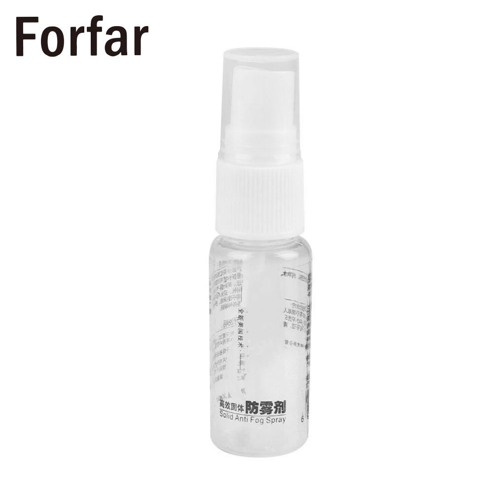 Forfar Anti-Fog Spray for Swim Goggles Scuba Dive Mask Lens Cleaner Sports Glasses