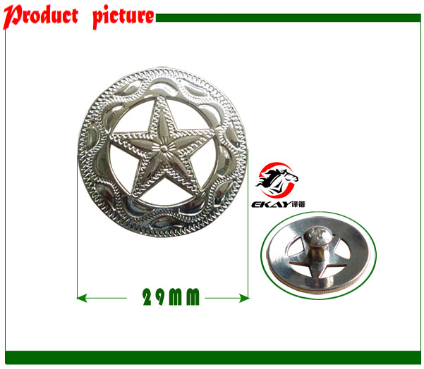 Free shipping horse saddle ornament,saddle buckle.Horse product,Silver color. (BKZ8055)
