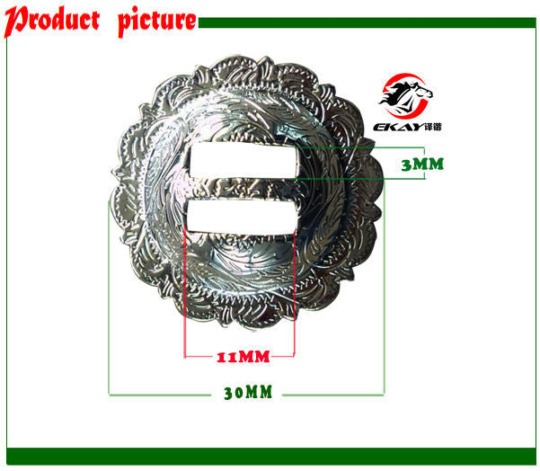 Free shipping horse saddle ornament,saddle buckle.Horse product,Silver color. (BKZ8057)