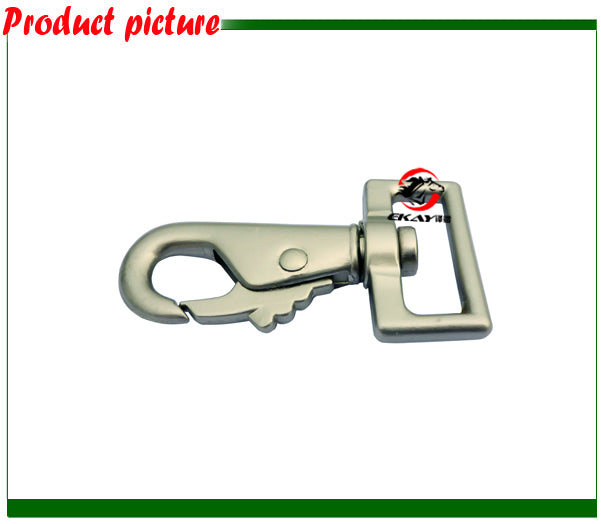 "Free shipping zinc die casting snap for horse halter,size:3/4""(BKZ8068)"