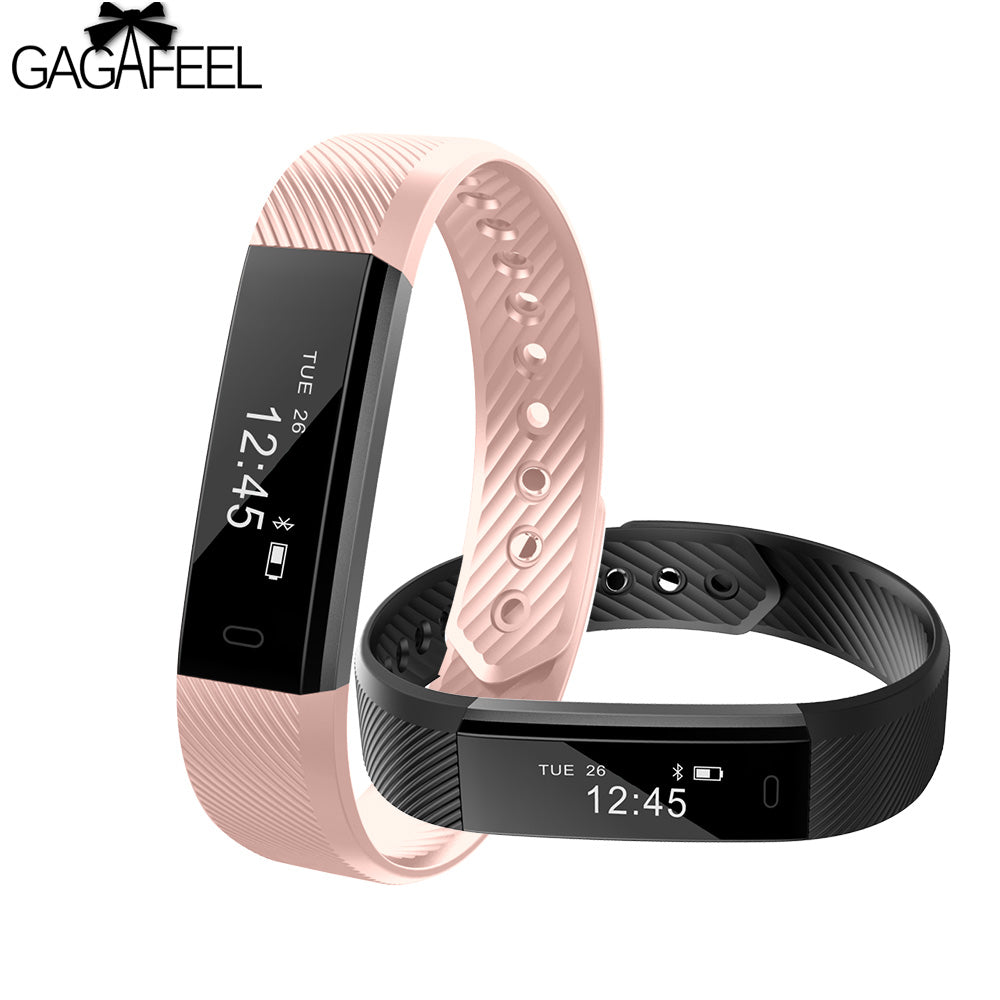 GAGAFEEL Amazing Smart Watches for Women Men Pedometer Sport Bracelet Watch for IOS Android Fitness Tracker Smart Wristband