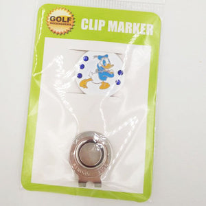 Golf Ball Makers Golf Hat Visor Cap Clips Golf mark