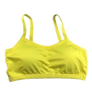Gym Workout Yoga Fitness Tank Tops Running Sports Bra Seamless Padded Breathable