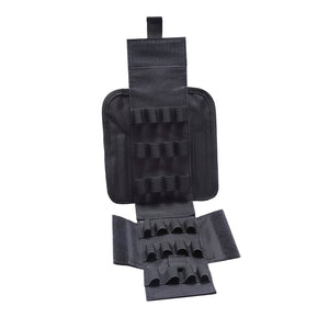 Hunting Ammo Bags Molle 25 Round 12GA 12 Gauge Ammo Shells Shotgun Reload Magazine Pouches