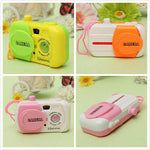 Kids Children Baby Educational Toys Study Camera Take Photo Animal Learning Gift