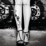 LEEMIN temporary tattoo, black rose Retro style, leg/arm/back waterproof tattoo Sticker, new arrival