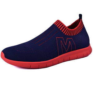 LEMAI 2017 Men's Casual Shoes,Men Summer Style Mesh Flats For Men Loafer Creepers Casual Shoes Very comfortable Size:36-44